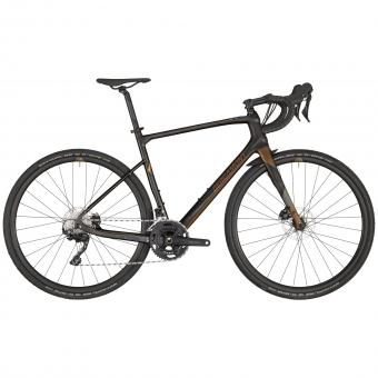 Vélo gravel BERGAMONT GRANDURANCE EXPERT CARBONE 2020 all road route endurance