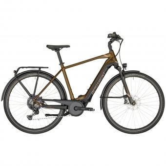 Vélo électrique BERGAMONT E-HORIZON ELITE GENT E-TREKKING 2020 Bosch Performance CX 625Wh PowerTube