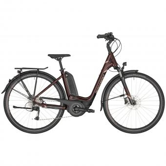 Vélo électrique BERGAMONT E-HORIZON 6 400 WAVE E-TREKKING 2020 Bosch Active Plus 400Wh PowerPack