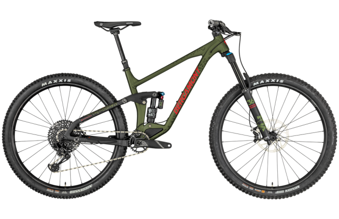Vtt Bergamont TRAILSTER 10 MTB FULLSUSPENSION VTT tout suspendu