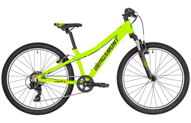Vtt Bergamont REVOX 24 BOY KIDS SPORT ALLROUND JUNIOR VTT 24 pouces