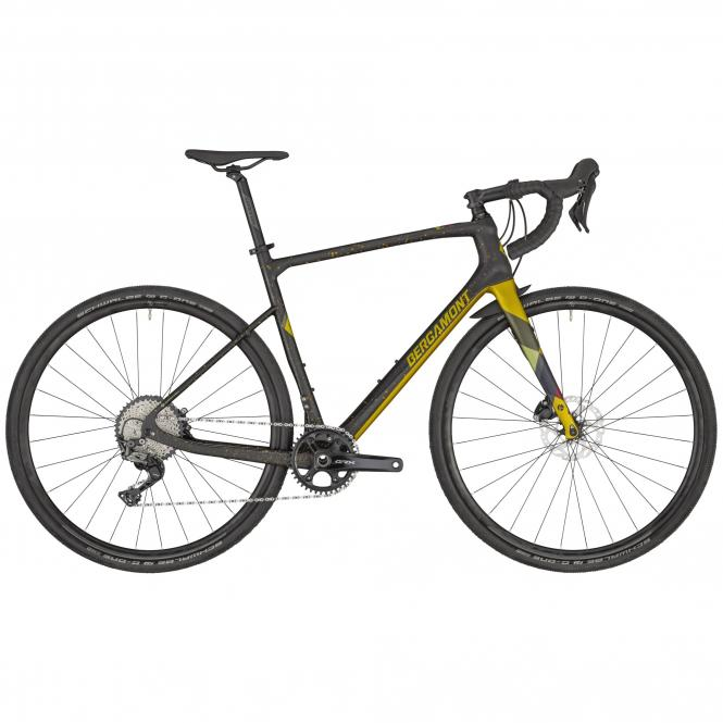 Vélo gravel BERGAMONT GRANDURANCE ELITE CARBONE 2020 all road route endurance