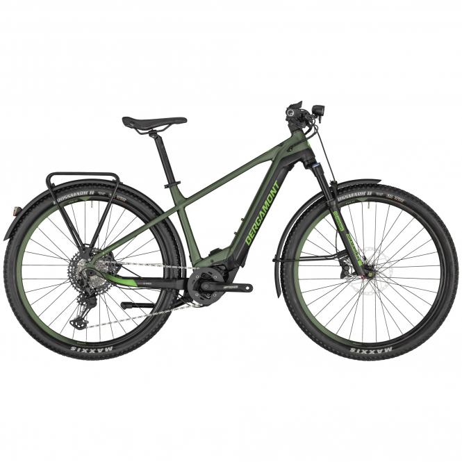 Vtt électrique BERGAMONT E-REVOX ELITE EQ E-MTB VTTae 2020 Bosch Performance CX 625Wh PowerTube