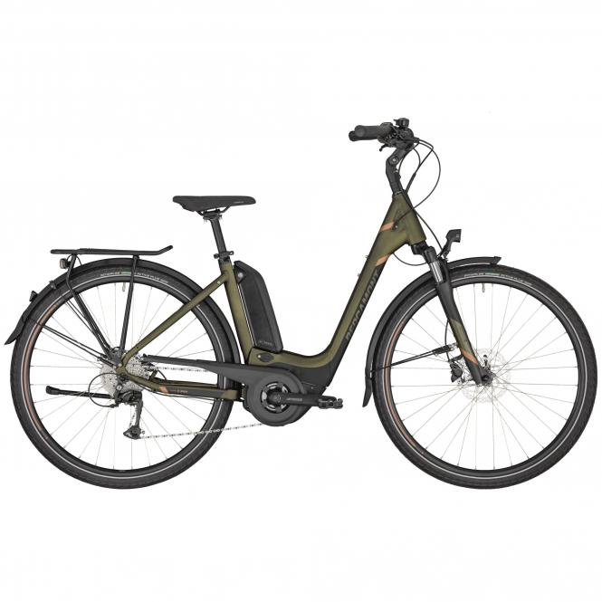 Vélo électrique BERGAMONT E-HORIZON 6 500 WAVE E-TREKKING 2020 Bosch Active Plus 500Wh PowerPack